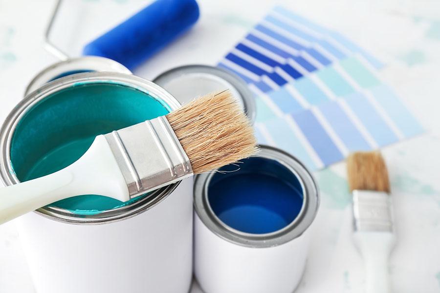 Farbgestaltung von Ihrem Experten in Düsseldorf