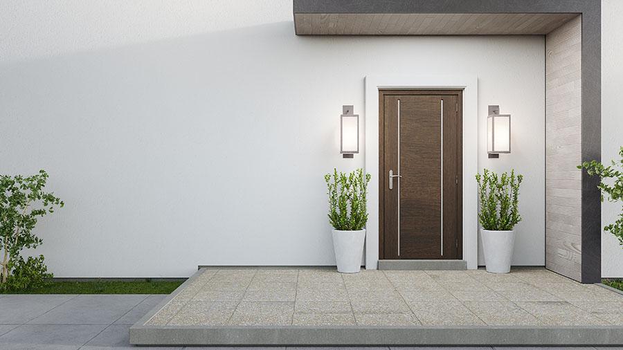 Wir streichen Ihre Hausfassade in Düsseldorf